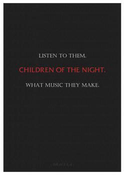 Dracula - Listen to Them