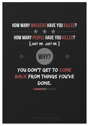 The Walking Dead - How Many Walkers?