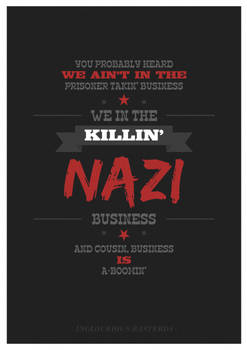 Inglourious Basterds - Business is A-Boomin'