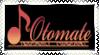 BlackOtomate stamp by Kitkat1690