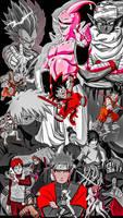 Wallpaper Naruro  Dragon Ball.