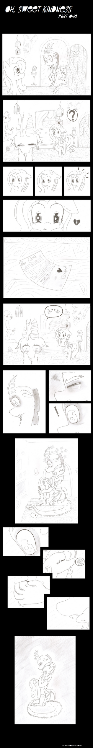 Oh, Sweet Kindness - Part One by DarkestSunset