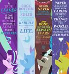 Reformed Bookmark Pack