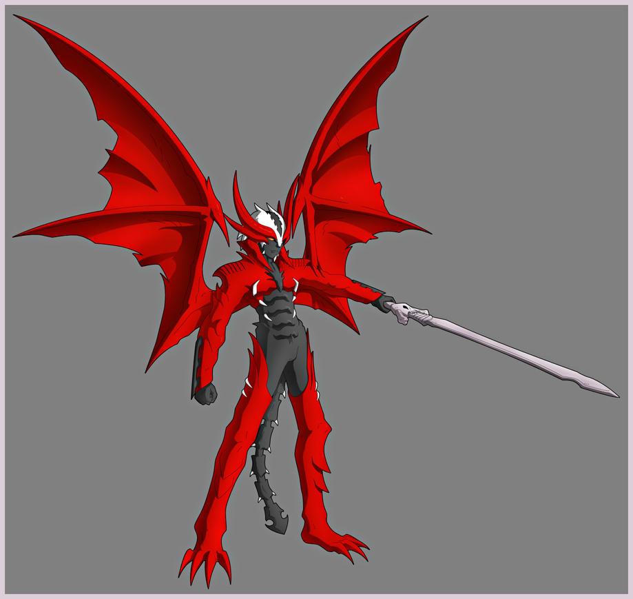 Devil Trigger Release By Garm-r On DeviantArt
