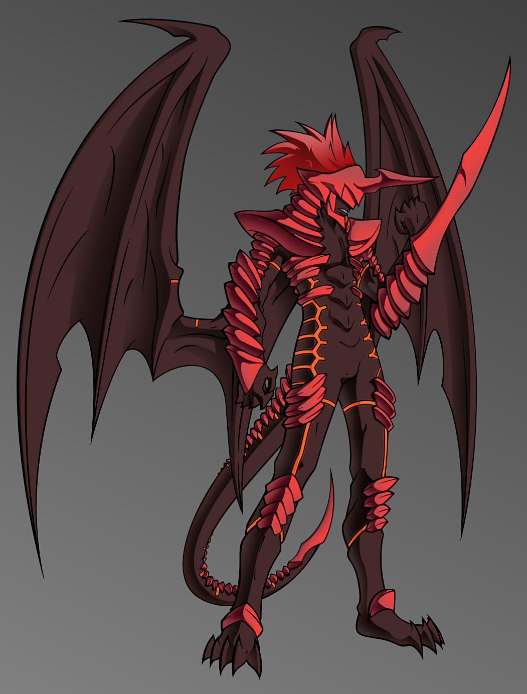 3.5 Flynn Angell Commision__devil_trigger_kyero_by_seig_verdelet