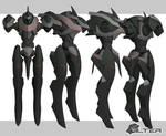 Mech Concept 01 WIP 05
