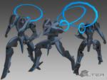 Mech Concept 1 WIP 07