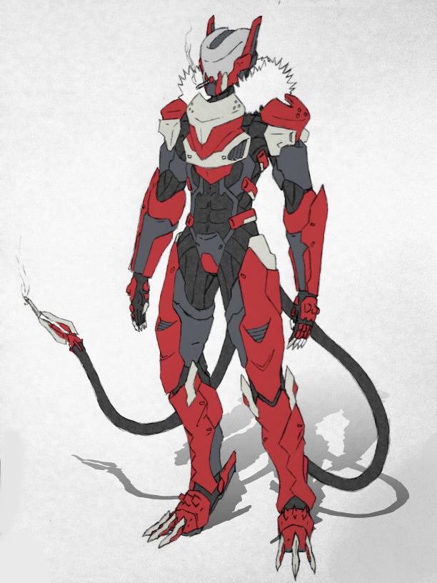 Varon Concept by Garm-r