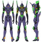 EVA 01 Refined Concept