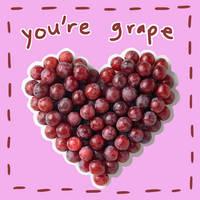 you're grape
