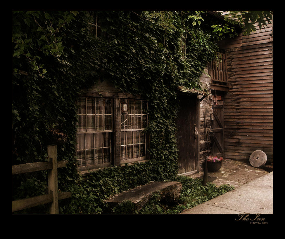 The Inn by -electra-