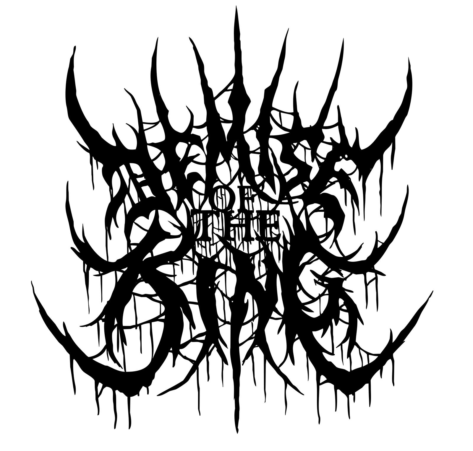 OPENMIND ART  How to create a Brutal Deathcore logo