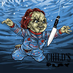 Childs Play Nevermind by parin81270024