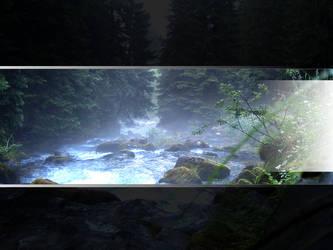 Tatry stream by BoSZ