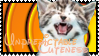 Unpredictable Cuteness Stamp by WillowtruthNeverclan