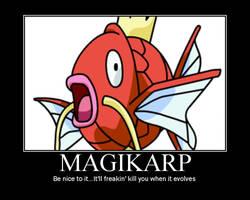 Magikarp Mp by GameChibi