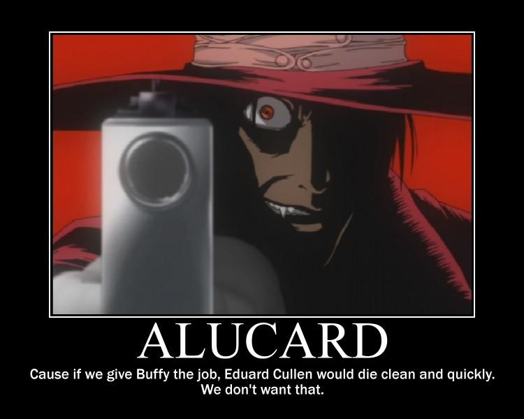 Alucard motivator by gamechibi on deviantart