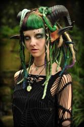 Elf Fantasy Fair Cosplay by CuddlyT3ddy