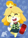 Isabelle Is Best Girl