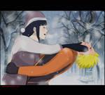 NaruHina Winter
