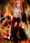 Hidan: See you in hell!