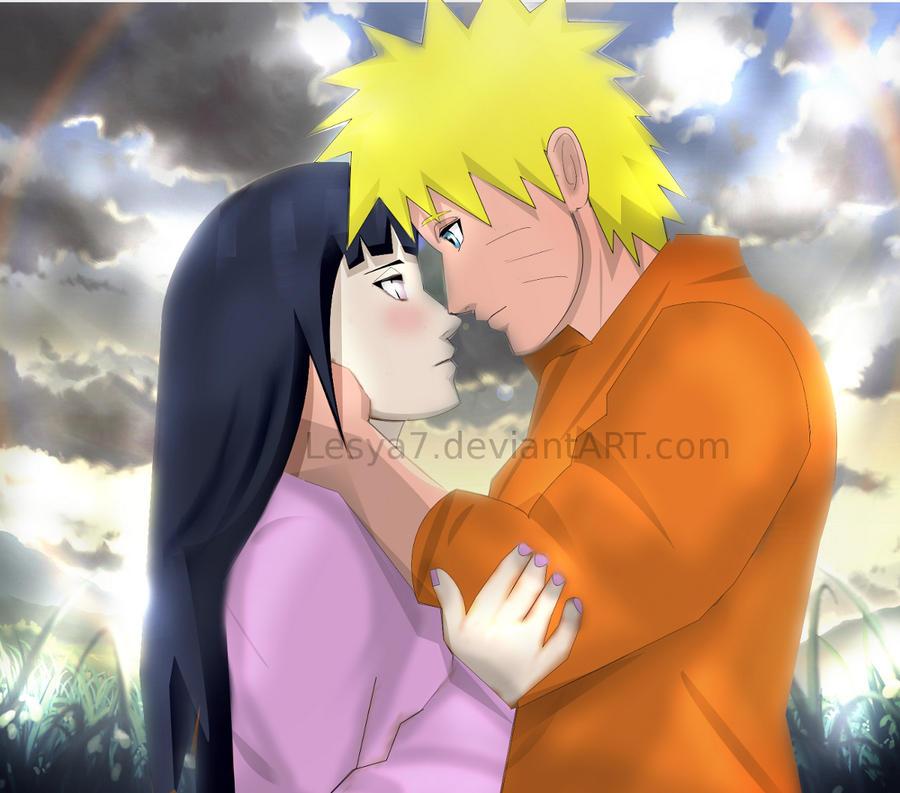 Naruto X Hinata: Tenderness By Lesya7 On DeviantArt