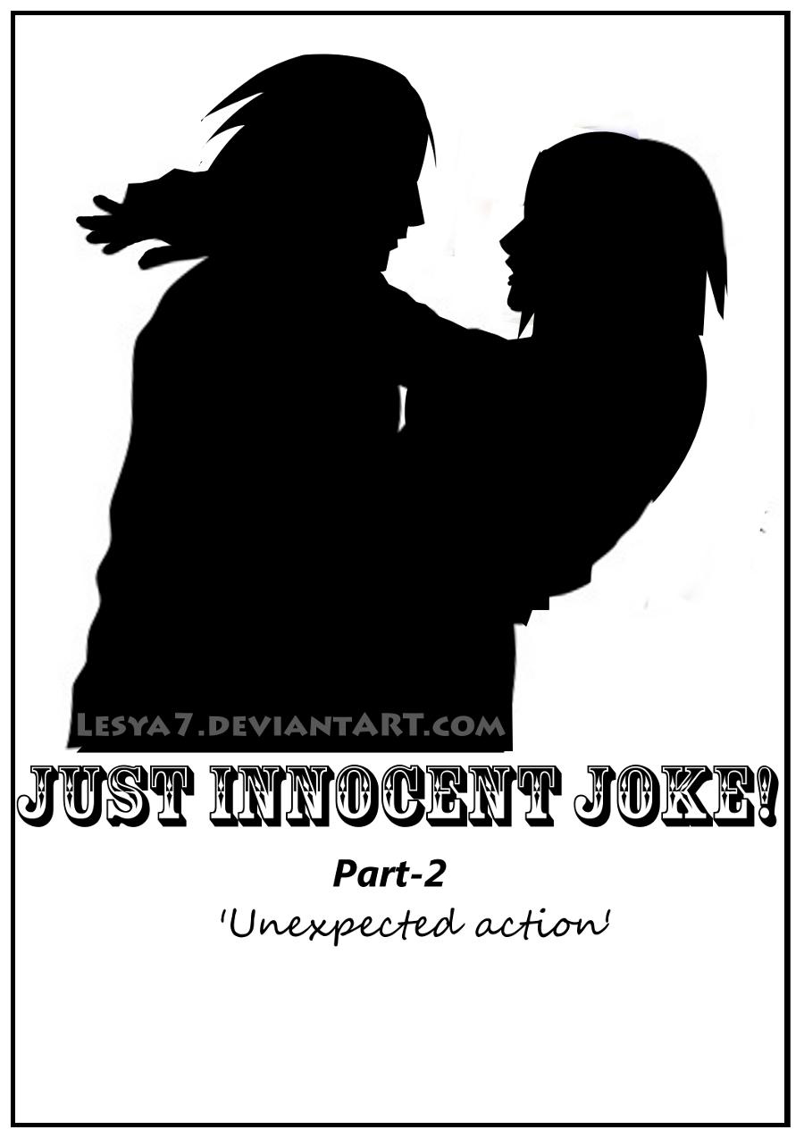 Just Innocent joke! - COVER: Part-2