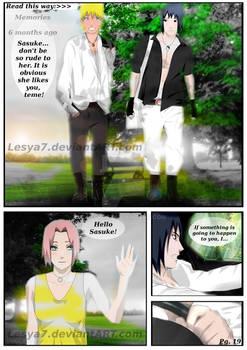 Just Innocent joke! - Page 19-20(read description)