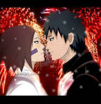 Obito and Rin: Don't be afraid...
