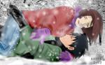 Obito and Rin: Winter