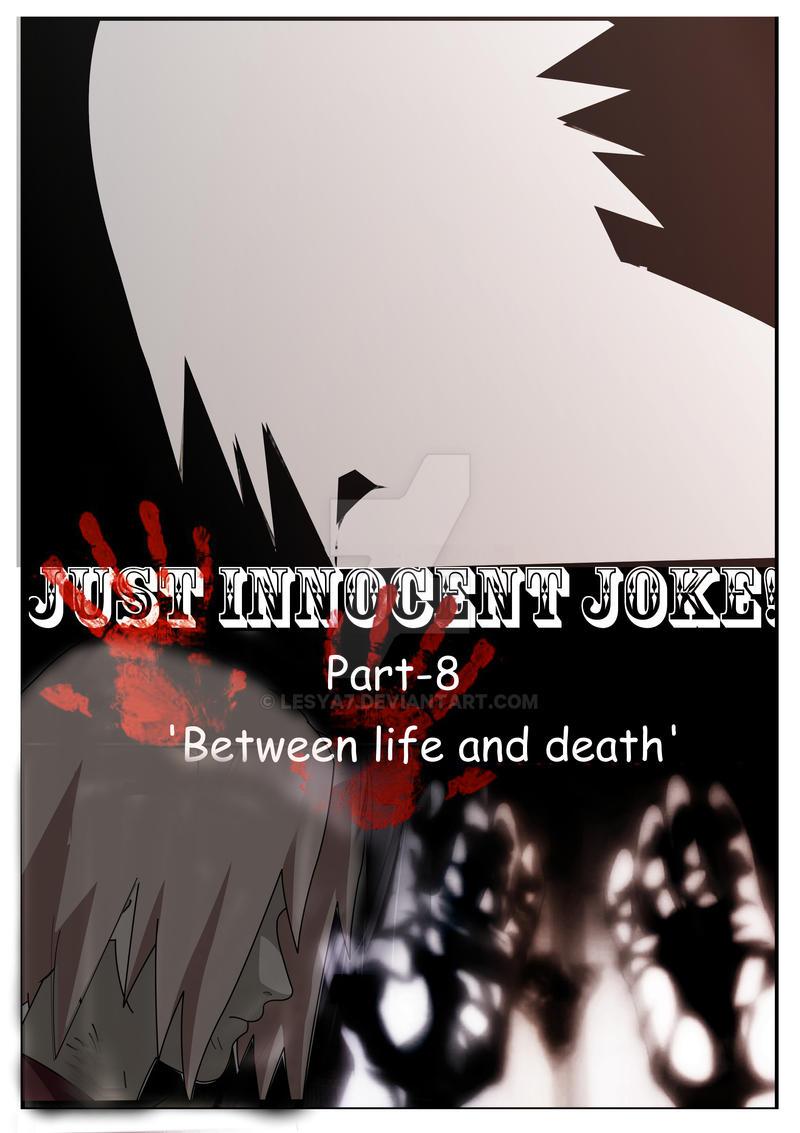 Just Innocent Joke! - Cover: Part-8
