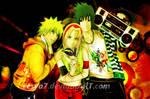 Team 7: Hip Hop style