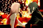 SasuSaku: Happy together