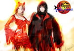 SasuSaku: Happy Halloween!