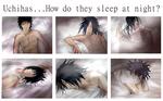 Uchihas How do they sleep at night?