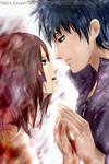 Obito Rin: I should go...forever