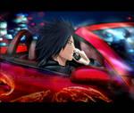 Madara: Driving a car