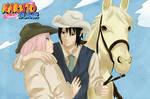 SasuSaku: Cowboys