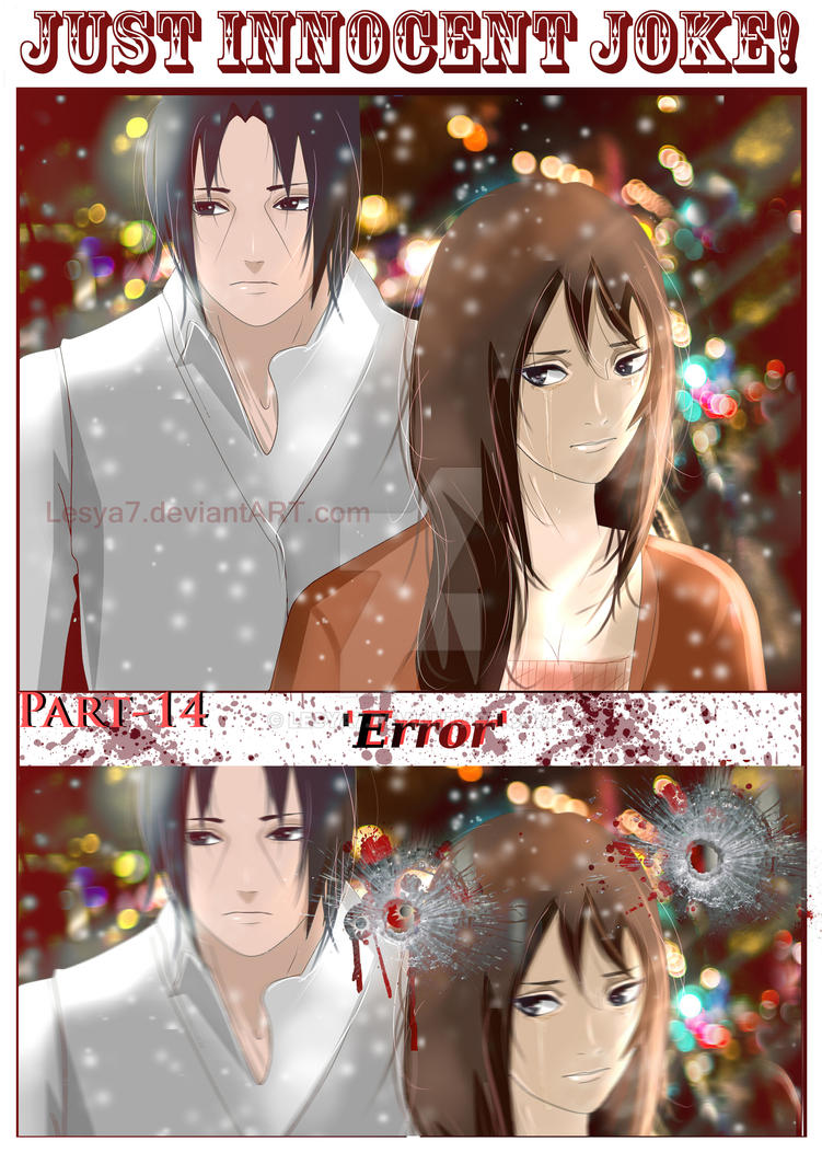 Just Innocent Joke! - Cover: Part-14 by Lesya7