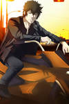 Psycho-pass 2: Kogami - Smoking