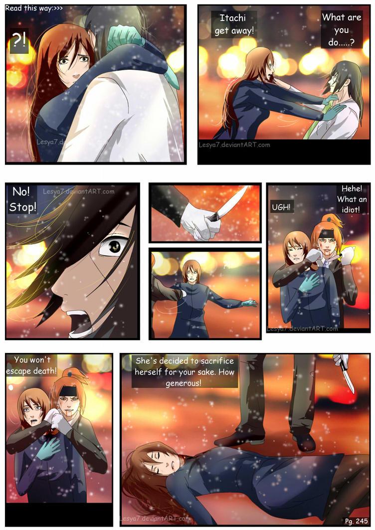 Just Innocent Joke! - Page 245 by Lesya7