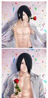 B-dayGift-1: Sasuke Uchiha