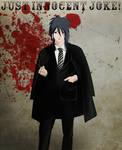 JIJ! Art based on comic - Indra Ootsutsuki by Lesya7
