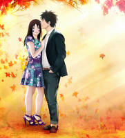 ObiRin - Autumn Love by Lesya7