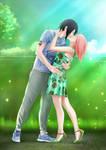 SasuSaku - Summer Love
