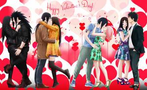 Happy Valentine's Day 2017 by Lesya7