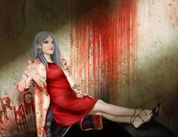 Lady Kaguya by Lesya7