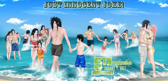 Just Innocent Joke! 5th Anniversary
