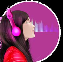 Izumi - Feel The Sound by Lesya7