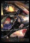 JIJ! art - Sasori VS Sasuke by Lesya7